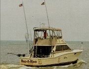 BUC-A-ROO Charters has over 33 years of charter fishing experience to give you a safe comfortable and enjoyable fishing trip