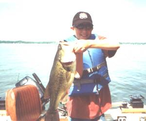 Cayuga Lake Largemouth