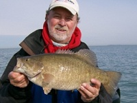 Lake Erie Smallmouth Bass Tips and Tactics