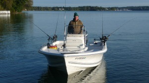 Captain Robert Carter  Coast Guard License #3500737 has over 35 years of fishing experience. Captain Buck supplies all bait, rods and reels, tackle and fishing knowledge.