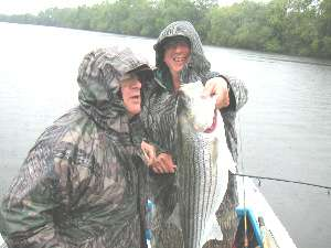 The date was May 19, 2003 when Jim Cleary Sr. And Jim Cleary Jr. were on a father and son fishing trip the upper Hudson River Below the Troy Dam.